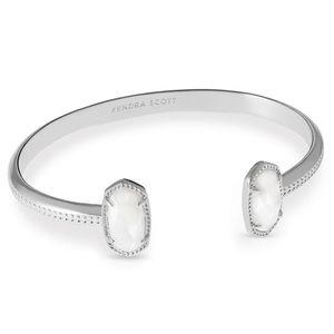 Kendra Scott Silver Cuff Bracelet